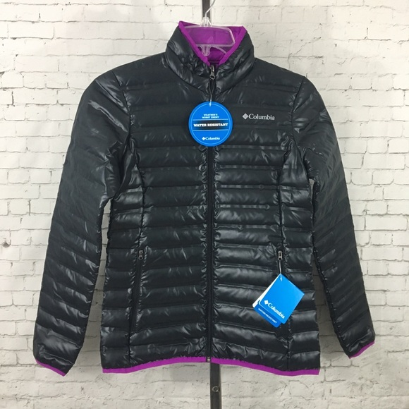 6b72b1de2 Columbia Jackets & Coats | Flash Forward Down Jacket Black New Coat ...